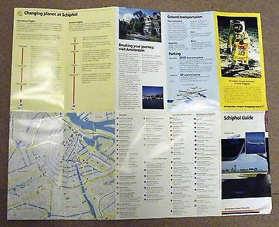 Old Schiphol Guide, from May 1994.