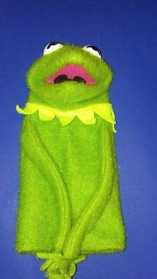 Vintage Kermit The Frog 1978 Hand Puppet Fisher Price Jim Henson