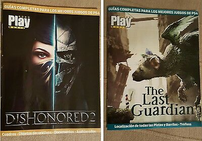 Guia Dishonored 2 y The Last Guardian Playmania PS4