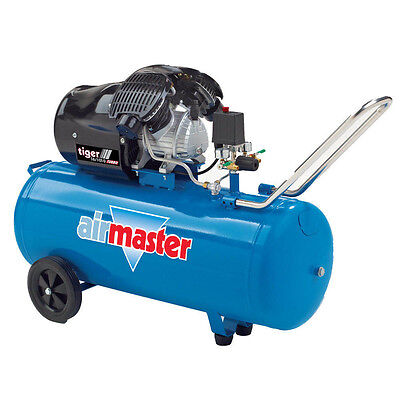 NEW AND UNUSED Airmaster Tiger 16/1010 3hp 100 Litre Air Compressor