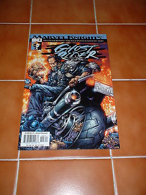 Ghost Rider (Vol3) #3.  Hammer Lane M/s. Nm Cond. Oct 2001. Marvel            11