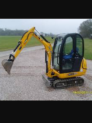 Mini Digger Hire self drive or operated