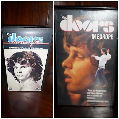 Doors 2 VHS - Dance On Fire - In Europe