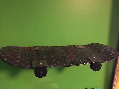 New In Box Pottery Barn Kids Skateboard Shelf