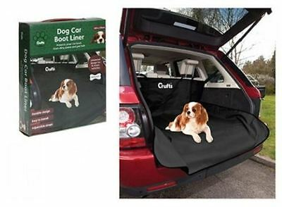 New Dog Puppy Crufts Pet Car Travel Boot Liner Stay Clean Protector Accessories
