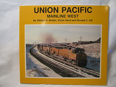 Union Pacific Mainline West, William E. Botkin, Victor Hand, and Ronald C. Hill