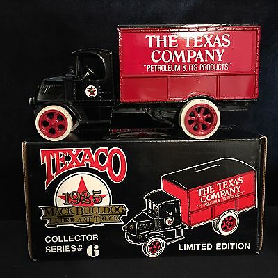 NEW ERTL 1925 Mack Bulldog Lubricant Truck Bank Ltd. Edition TEXACO  #6 #9040VO