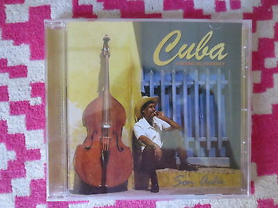 NEW Cuba A Musical Journey by Son Ache Reflections Audio Music CD