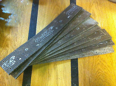 1930 Ford Model AA Truck ? V8 Soft Woven Brake Lining Set (9 Pieces) 1932 1936 ?
