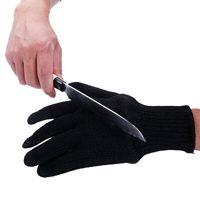 Anti-Cutting Safety Cut Proof Gloves Stainless Steel Wire Metal Mesh Protective