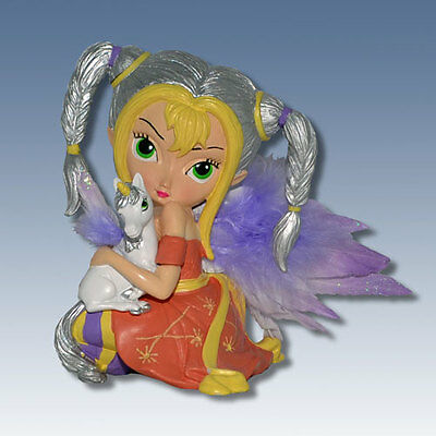 Resplendant Charm Fairy Unicorn Enchanting Companions Jasmine Becket Griffith