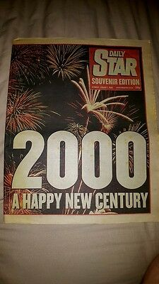 Daily Star Newspaper 01 January 2000 Millenium Edition
