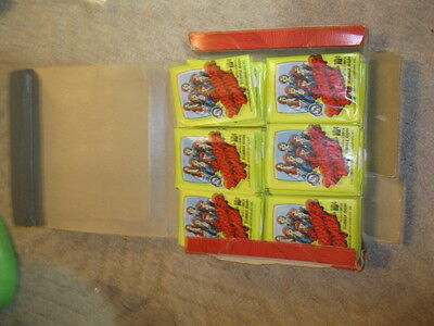 1971 O-Pee-Chee The Partridge Family 2nd Series: (33) wax packs 21 sealed 12