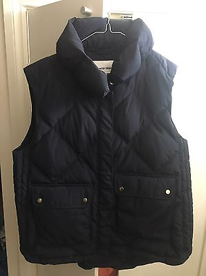 Country Road Ladies Vest With Hood - Size Medium - Excellent Condition.