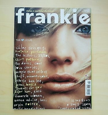 Frankie Magazine Back Issue 4 - April/May 2005