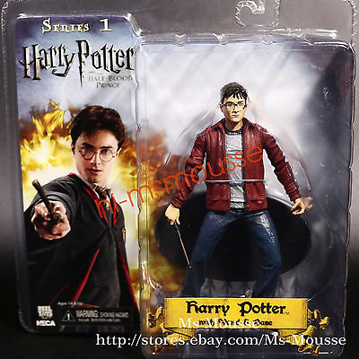 NECA Harry Potter And The Half Blood Prince 7 inch Series1 Action Figure New
