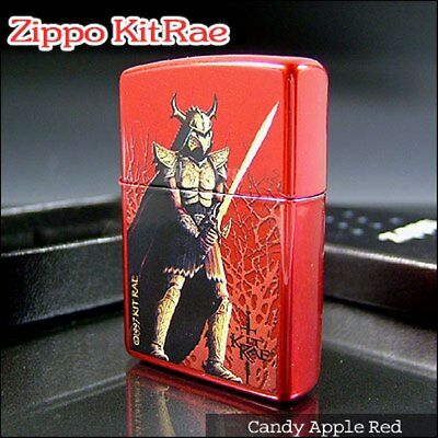 NEW!  MISB ~ Zippo ~ The Dark One ~  Stamped 1997 ~ Kit Rae ~ Never out of Box!