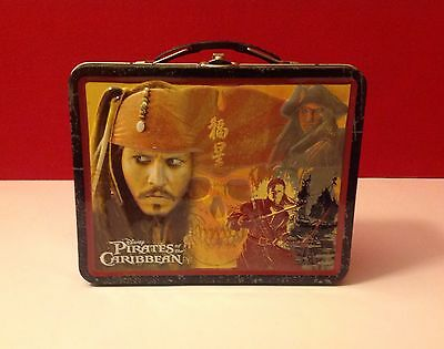 Disney Pirates of the Caribbean Lunch Box