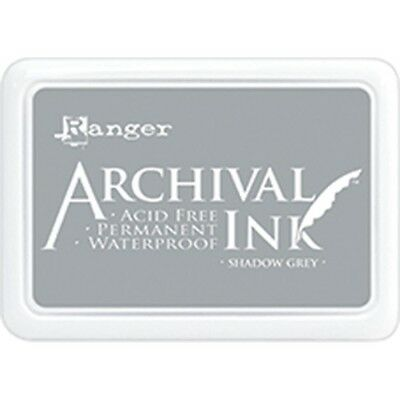 Archival Ink Pad #0 - Shadow Grey
