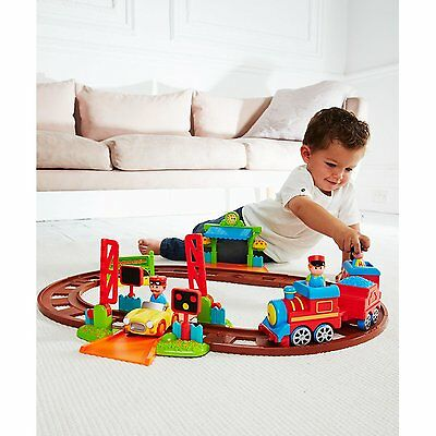 ELC Happyland Country Train Toy Set Playset Kids Children Early Learning Centre