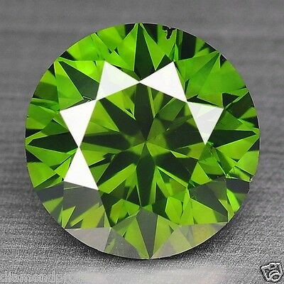 1.01 Cts EXCELLENT QUALITY GREEN COLOR NATURAL LOOSE DIAMONDS- SI1