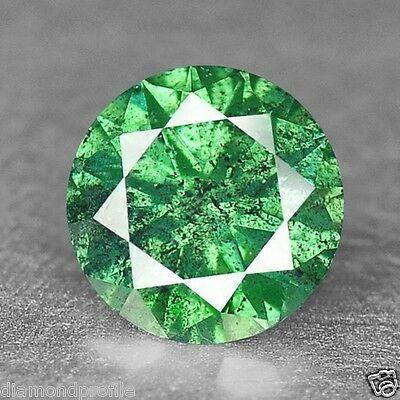 0.18 Cts  EXCELLENT SPARKLING GREEN COLOR NATURAL LOOSE DIAMONDS