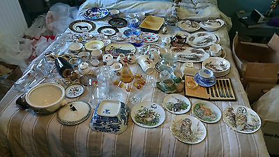 Large Antiques & Collectables Job Lot, Car Boot Collection PL20