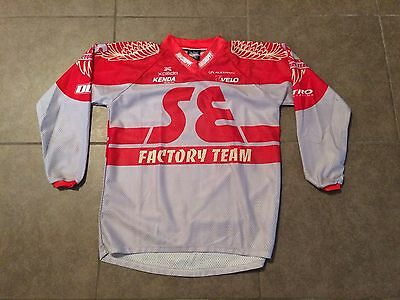 Bmx Old School Nos Se Racing Jersey Size SMALL GT Haro Hutch Skyway