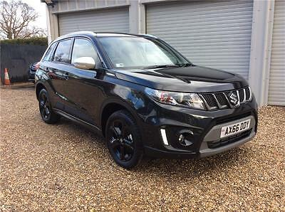 2017 Suzuki Vitara 1.4 Boosterjet S Allgrip Manual Estate