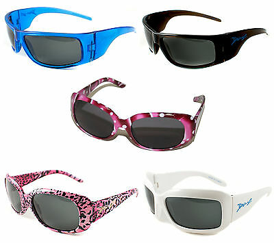 Baby Banz J-BANZ KIDS SUNGLASSES & CASE Toddler/Child Sun Protection Holiday BN
