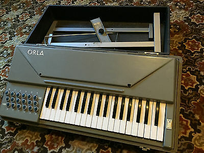 ORLA air powered organ - Made in Italy - vintage rare 60s