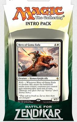 Magic The Gathering Intro Pack - Battle for Zendikar RALLYING CRY