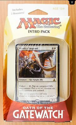 Magic The Gathering Intro Pack Oath of the Gatewatch DESPERATE STAND