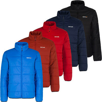 69% OFF Regatta Zyber Full Zip Insulated Water Repellent Mens Sports Jacket