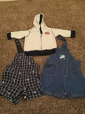 Baby Boys Outfits - 3-6 Months - From Mothercare & M&S