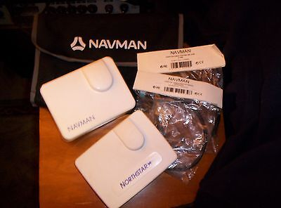 Navman Bag, Adapter Cables, Screen Covers