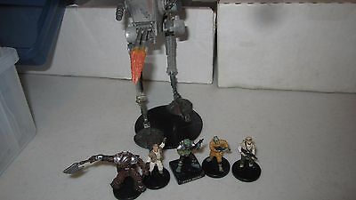 Star Wars mini   painted minis for assault on imperials, miniatures-B