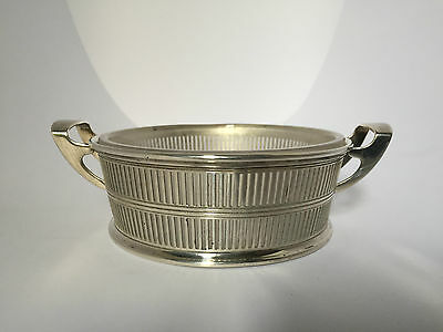 Silver Butter Dish by Barker Bros 1933