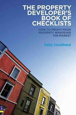The Property Developers Book of Checklists, Sally Coulthard