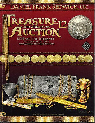 Daniel Frank Sedwick Treasure Auction #12 Shipwreck treasure coins and artifacts