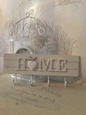Shabby Chic Home Wall Mount Coat Hook