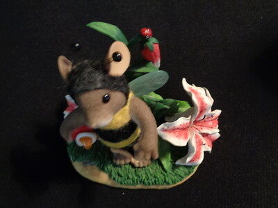 """Charming Tails """"Bee My Honey"""" Item: 84/120 2003 Fitz and Floyd, Inc."""