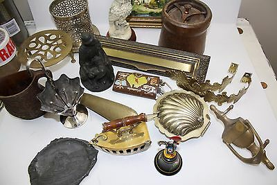 Antique / Vintage Collectables - Mixed Lot