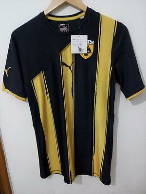 Aek Athens Authentic Football Shirt By Puma Large Brand New With Tags Greece