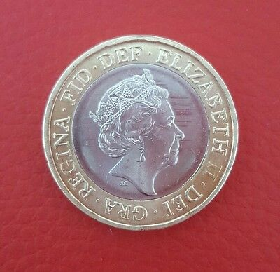 great fire of london 2 pound coin