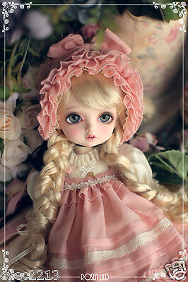 1/4 BJD doll SD Doll Tiny FREE FACE MAKE UP+EYES