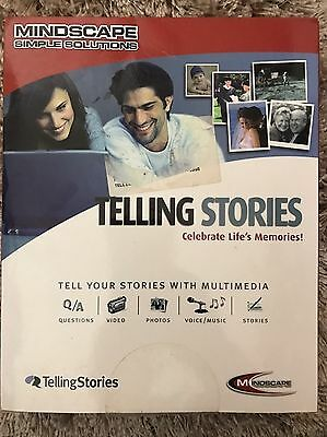 Telling Stories Software for Windows 2000 Or XP.