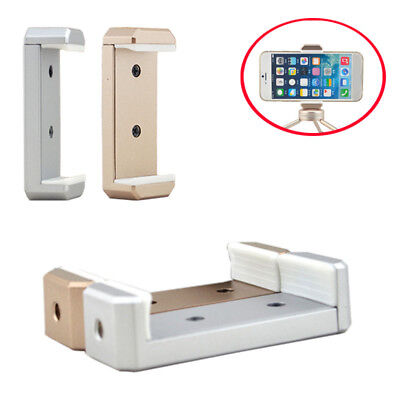 Phone Camera Diamond Stand Clip Tripod Holder Mount Adapter For iPhone Android