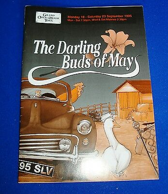 The darling buds of may grand opera house york 1995 theatre program & tickets