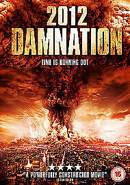 2012 Damnation (DVD) NEW AND SEALED